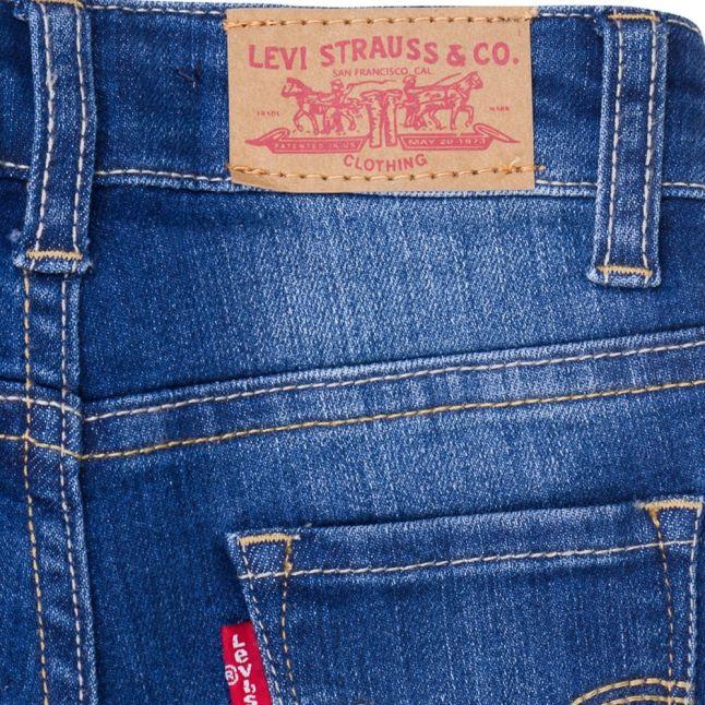 Levis® Girls Sodalite Blue 711 Skinny Jeans