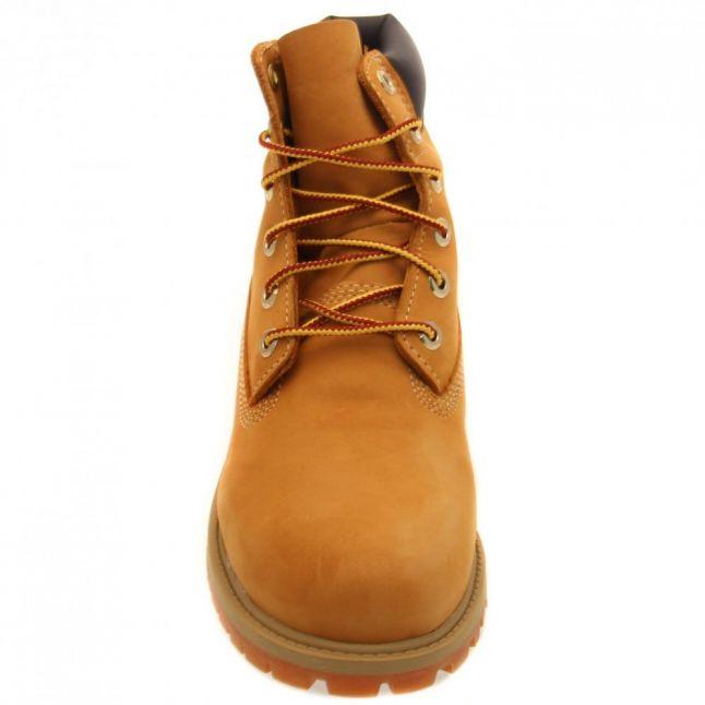 Junior Wheat Classic 6 Inch Premium Boots (3-6)