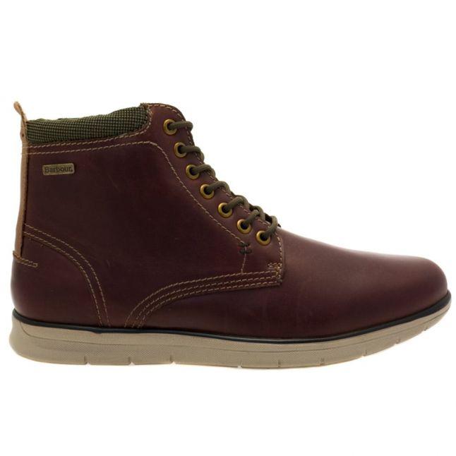 Lifestyle Mens Tan Burdon Derby Boots