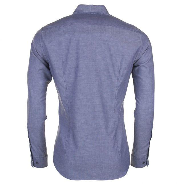 Mens Navy C-Buster L/s Shirt