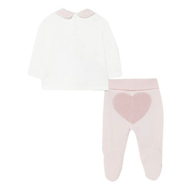 Baby Rose Hearts 2 Piece Set