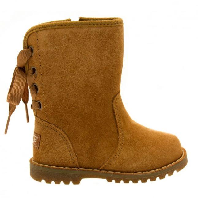 Toddler Chestnut Corene Boots (5-9)