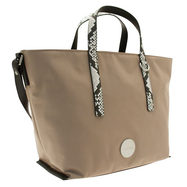 Womens Desert Taupe Edith Small Tote