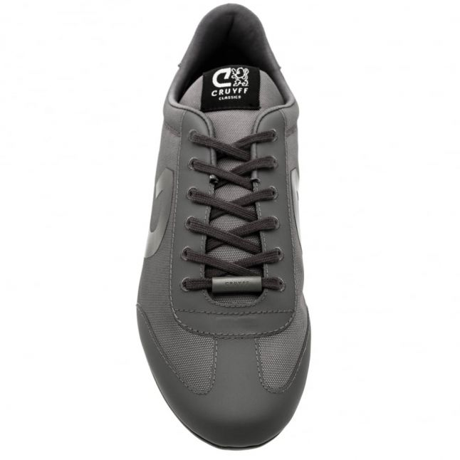 Mens Steel Grey Vanenburg X- Lite Trainers