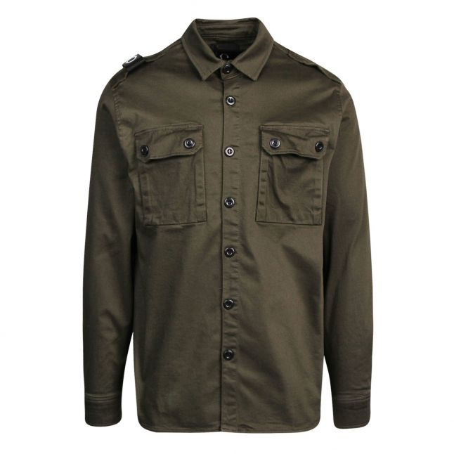 Mens Oil Slick Two Pocket L/s Shirt