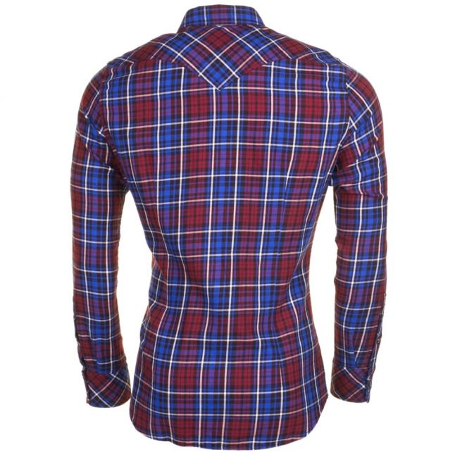 Mens Assorted Sulfeden Check L/s Shirt