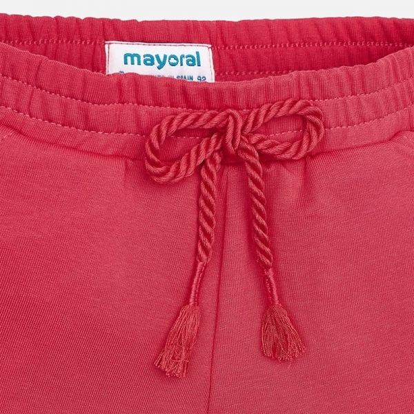 Girls Watermelon Soft Shorts