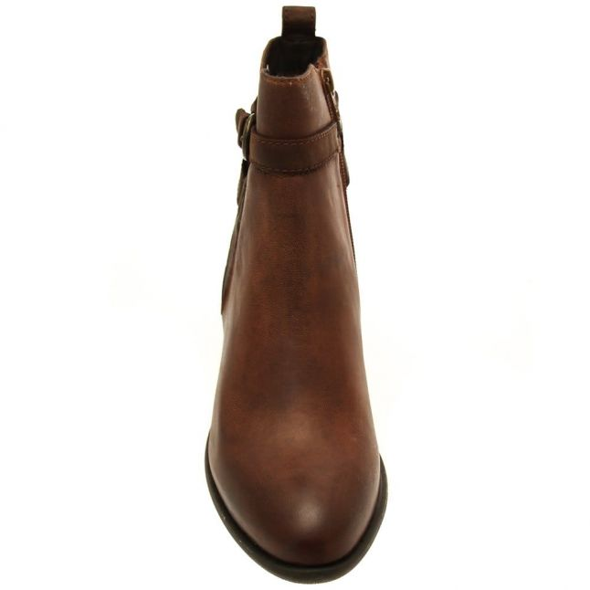 Womens Tan Ambrosio Boots