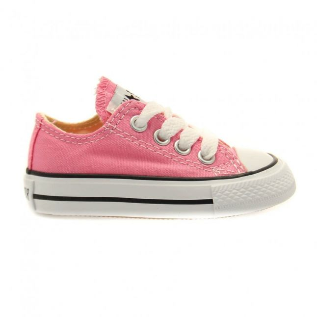 Infant Pink Chuck Taylor All Star Ox (3-9)