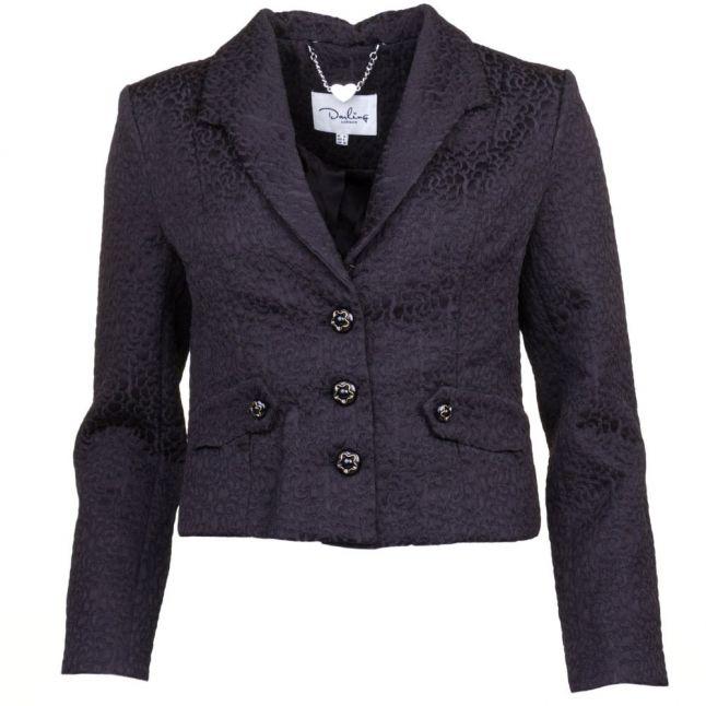 Womens Black Orla Jacket
