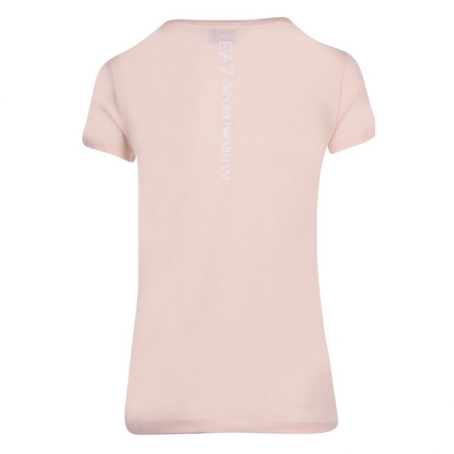 Womens Shell Training Logo S/s T Shirt