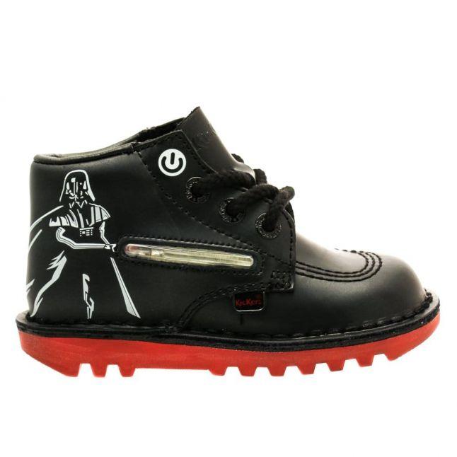 Infant Black Kick Hi Vader Lightsaber (5-11)
