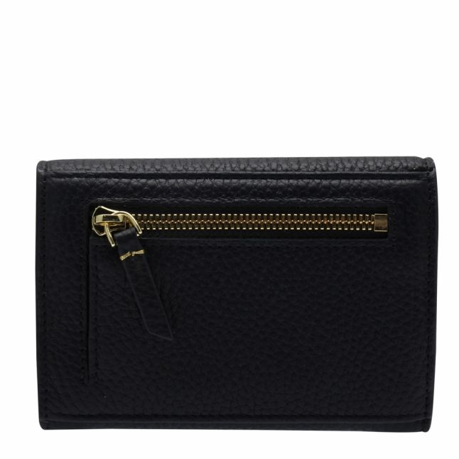 Womens Navy Odelle Letters Mini Purse