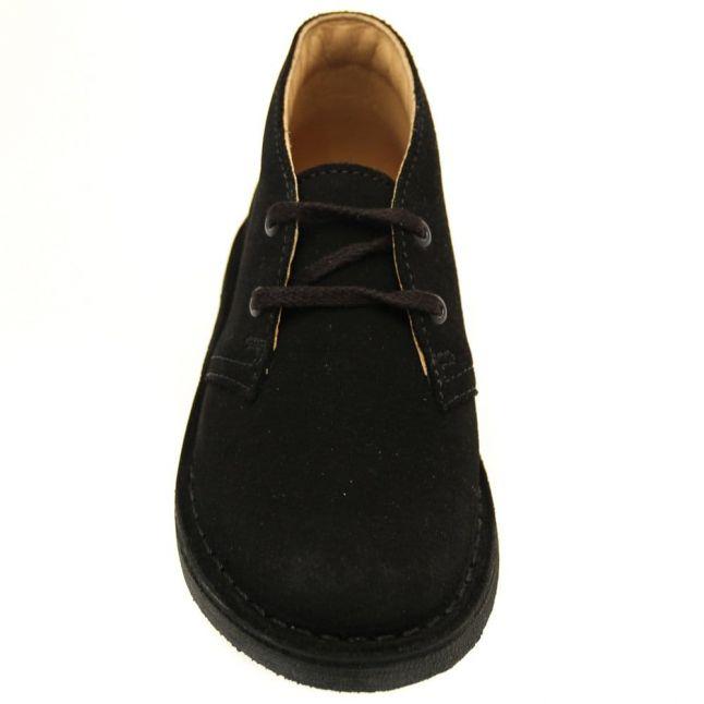 Infant Black Suede Desert Boot (8-12)