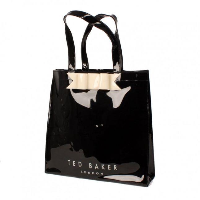 Bowtote Bag in Black