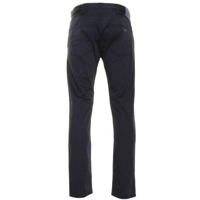 Mens Navy J45 Tapered Pants