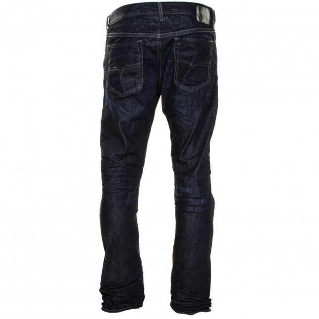 Mens 0823k Wash Buster Tapered Fit Jeans