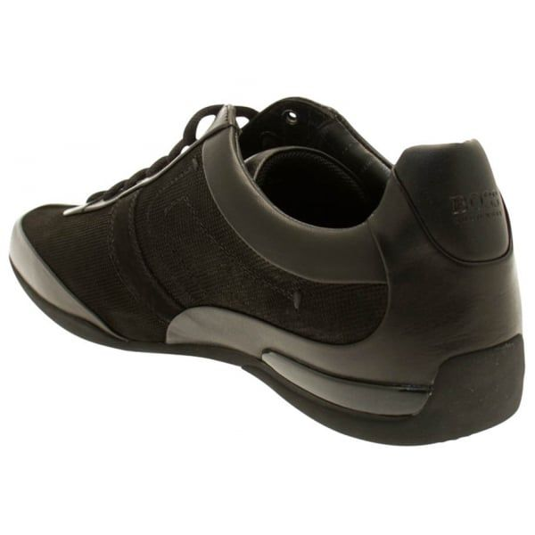 Boss Green Mens Black Space Select Trainers