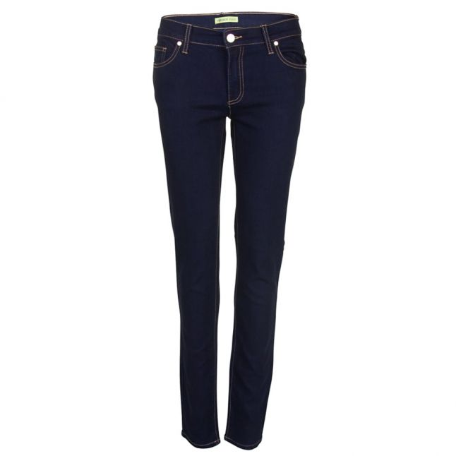 Indigo Wash A.Curly Heart Skinny Fit Jeans