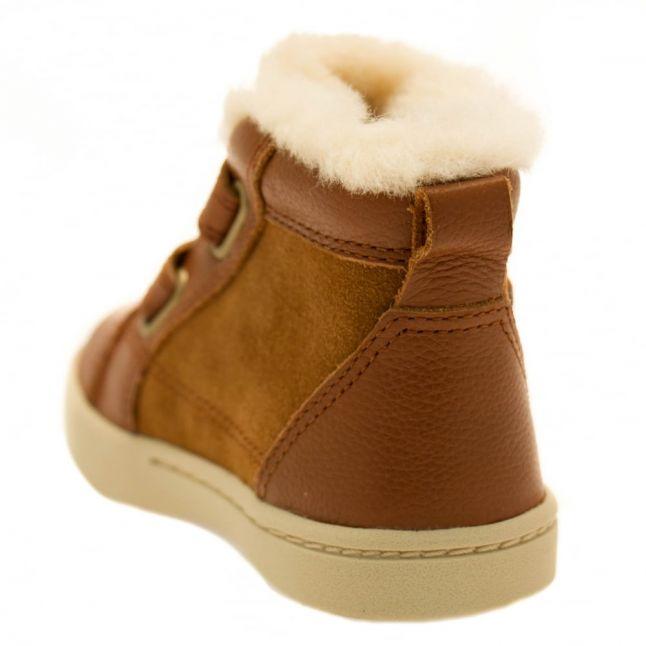 Toddler Chestnut Rennon Boots (5-11)