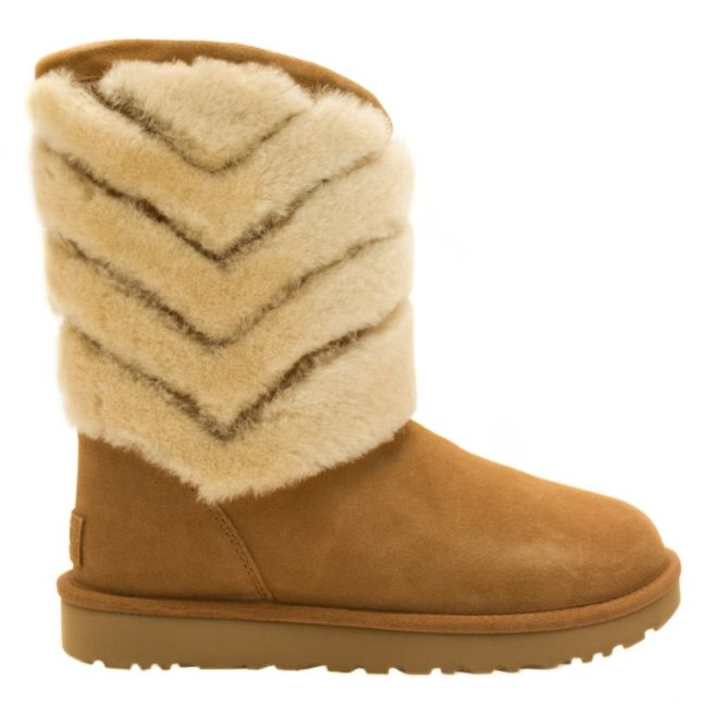 Womens Chestnut Tania Boots