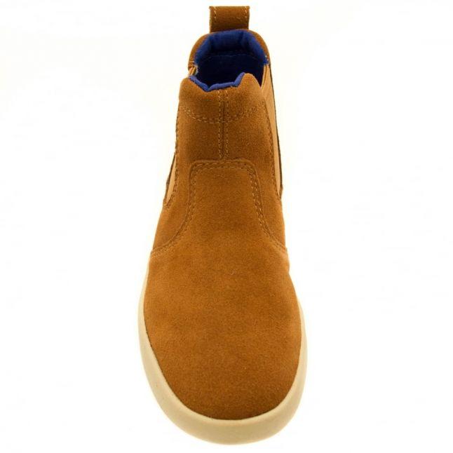 Kids Chestnut Hamden Boots (12-3)