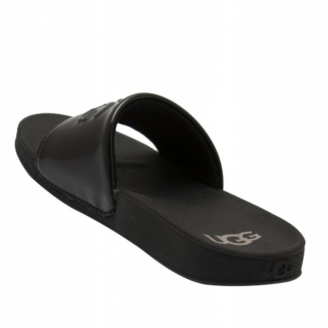 Kids Black Graphic Logo Slides (12-5)
