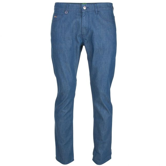 Mens Bright Blue Drake2 Slim Fit Jeans