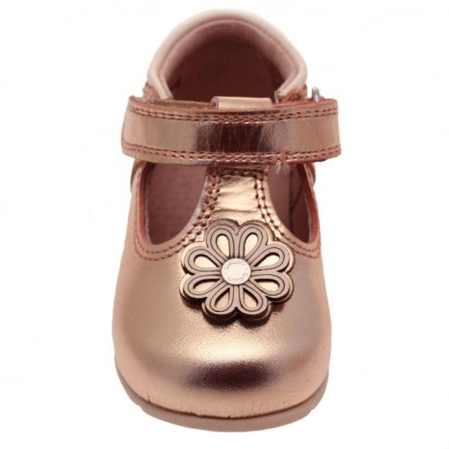 Baby Rose Gold Kick Hi Dot (1-4)
