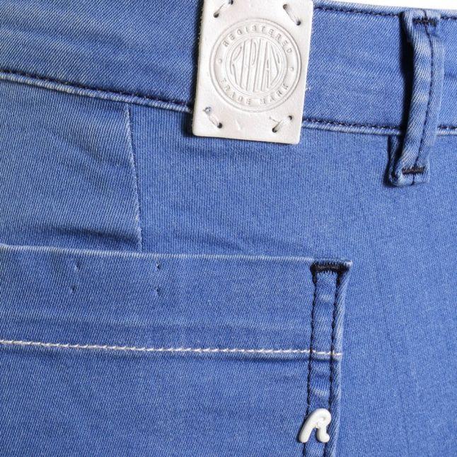 Womens Blue Dorthy Boot Cut Jeans