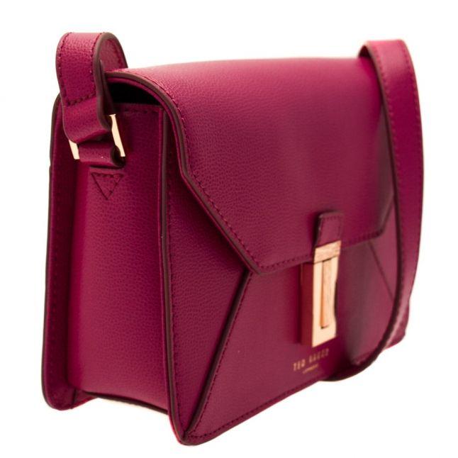 Womens Grape Ellen Cross Body Bag