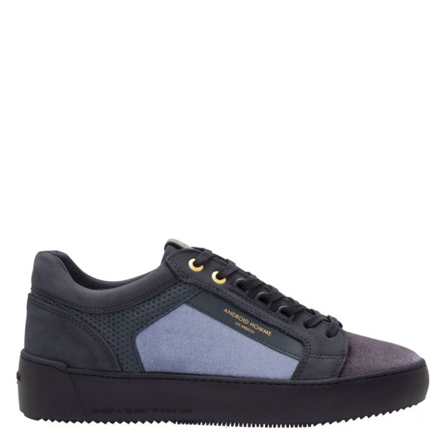 Android Homme Mens Black Rubber Mosaic