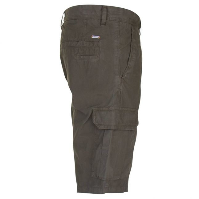 Mens Dark Green Schwinn Shorts