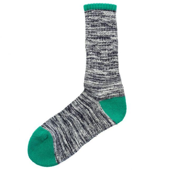 Lifestyle Mens Navy Kendal Socks