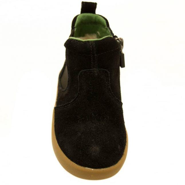 Toddler Black Hamden Boots (5-11)
