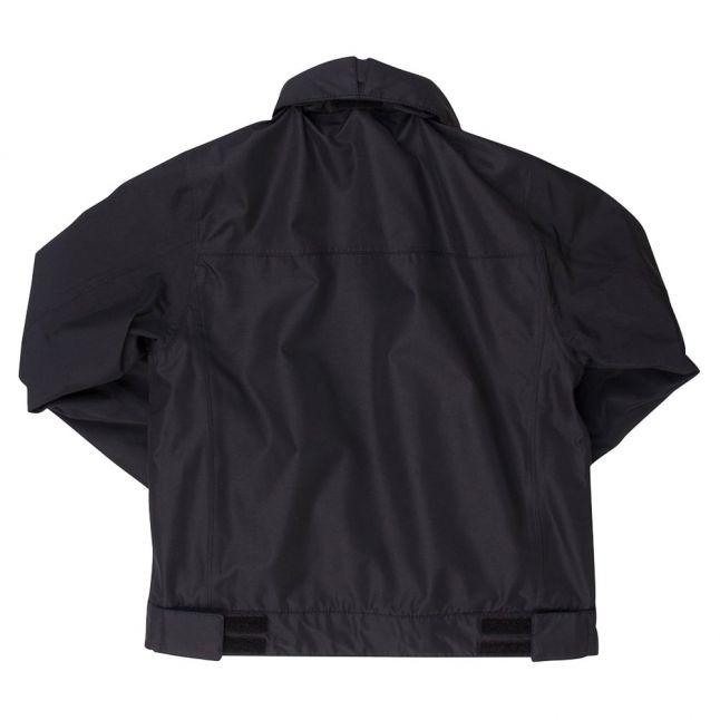 Boys Black Bolt Jacket