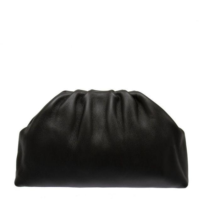 Womens Black Dorieen Mini Slouchy Clutch