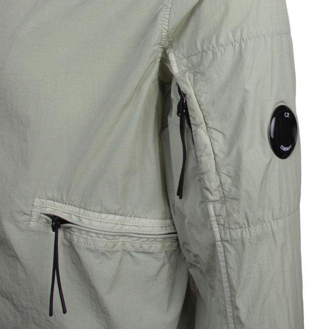 Mens Tea Lens Zip Through Jacket