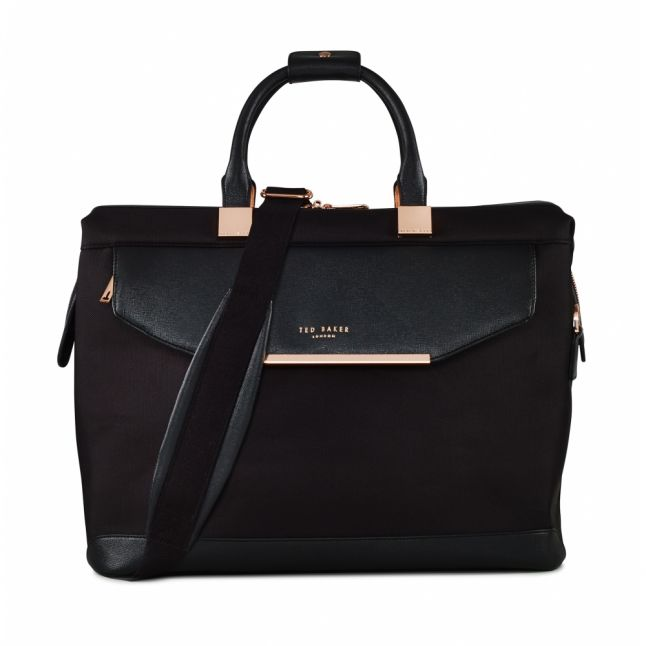 Womens Black Albany Clipper Holdall