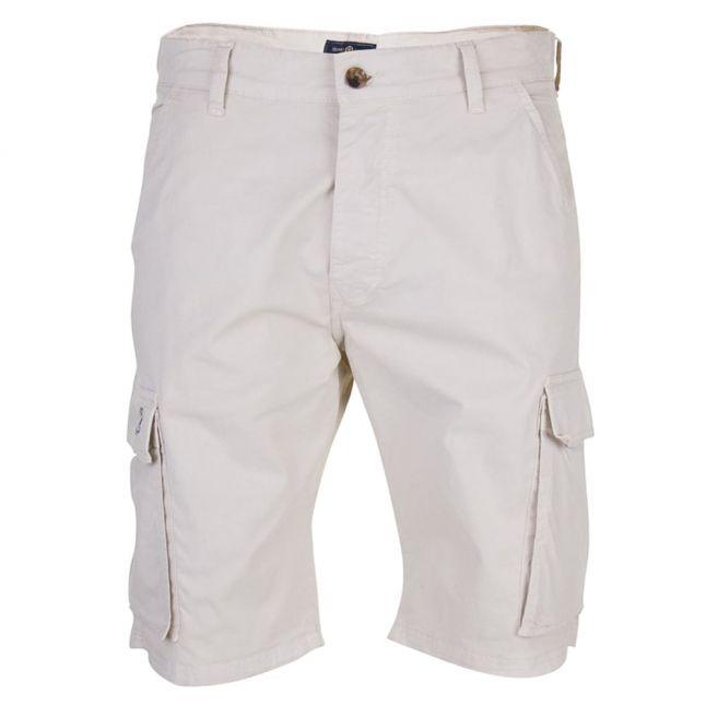 Mens Sand Machen Cargo Shorts