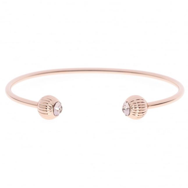 Womens Rose Gold & Vintage Adellia Cuff Bracelet