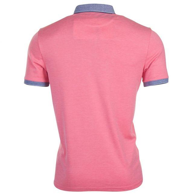 Mens Coral Shapiro S/s Polo Shirt
