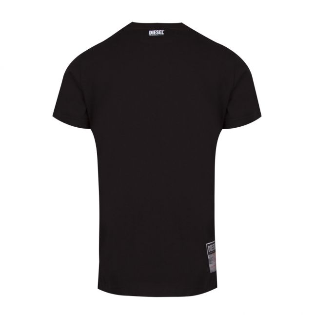 Mens Black T-Just-B26 S/s T Shirt