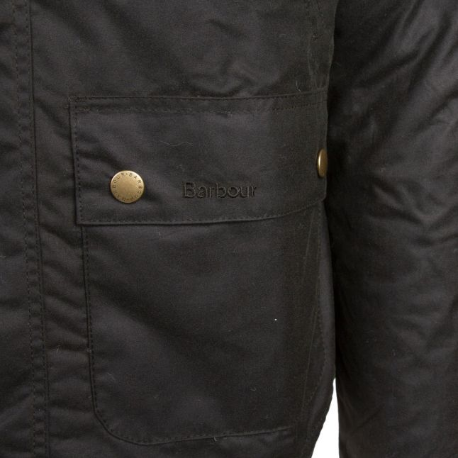Mens Sage Reelin Waxed Jacket