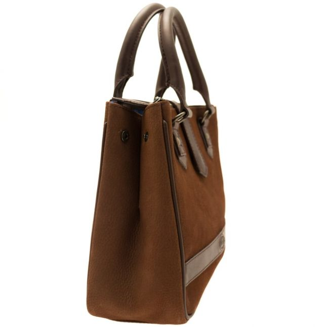 Womens Walnut Fancroft Tote Bag