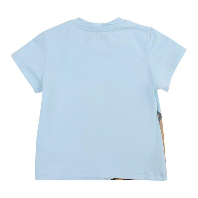 Baby Sky Blue Big Toy S/s T Shirt