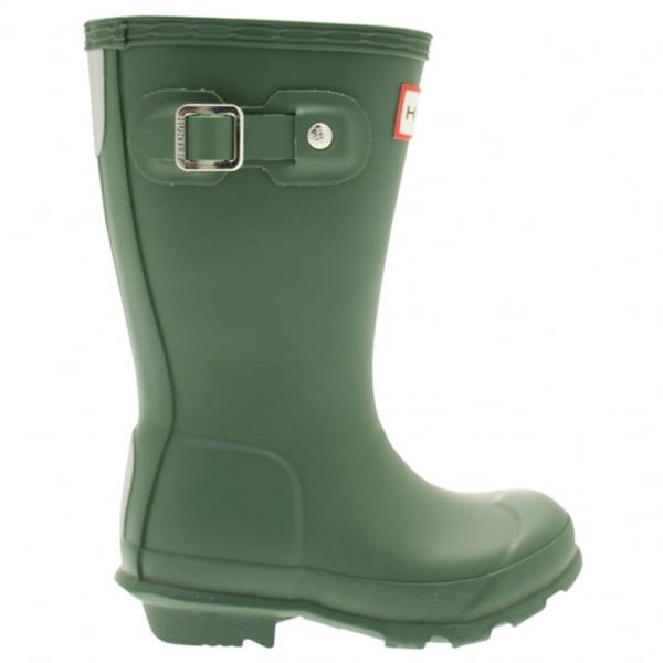 Kids Green Original Wellington Boots (7-11)
