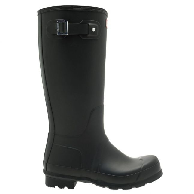 Mens Black Original Tall Wellington Boots (7-12)