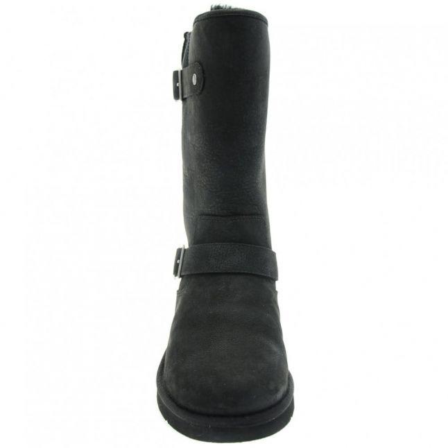 Womens Black Sutter Boots