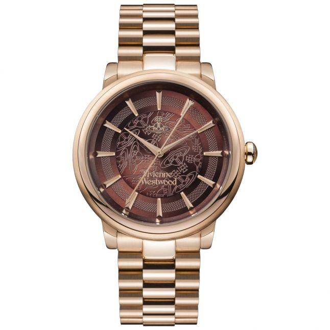 Womens Rose Gold Shoreditch Bracelet Watch